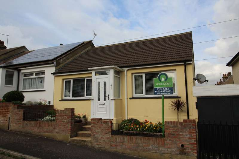 2 Bedrooms Bungalow for sale in Randall Road, Chatham, Kent, ME4