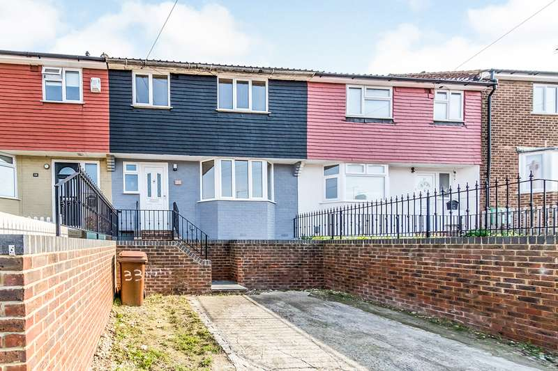 3 Bedrooms House for sale in Carton Close, Rochester, Kent, ME1