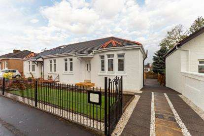 2 Bedrooms Bungalow for sale in Dukes Road, Rutherglen, Glasgow, South Lanarkshire