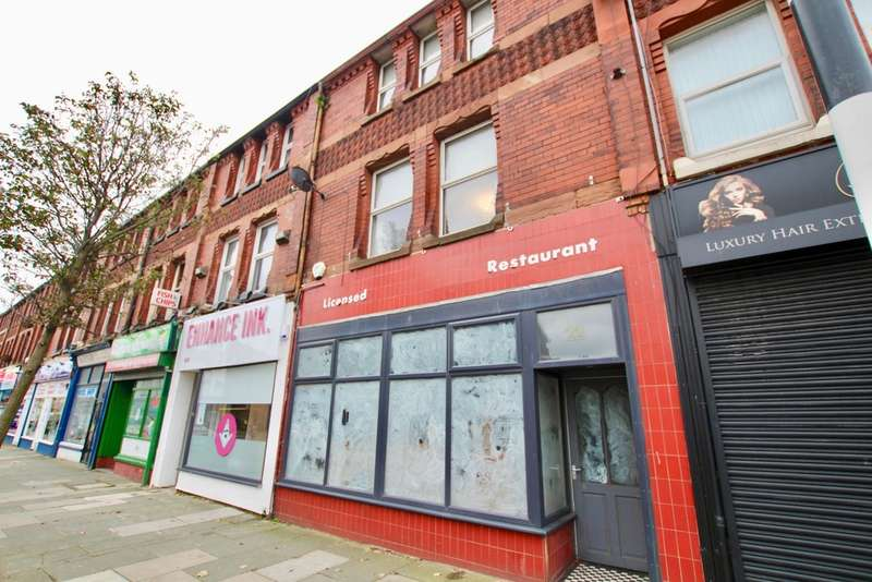 Land Commercial for sale in Bridge Road, Crosby, Liverpool, L23