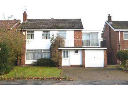 5 Bedrooms Detached House for sale in Goodwood Avenue, Manchester, Greater Manchester