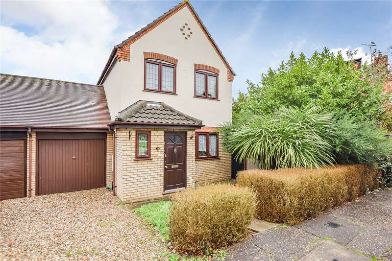 3 Bedrooms Link Detached House for sale in Reynolds Gate, South Woodham Ferrers, Chelmsford, CM3