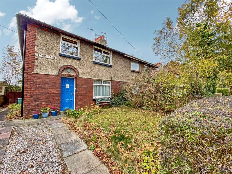 3 Bedrooms Semi Detached House for sale in York Road, Lancaster