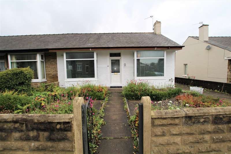 2 Bedrooms Semi Detached Bungalow for sale in Bowling Hall Road, Bradford