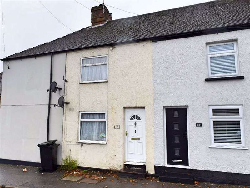 2 Bedrooms Terraced House for sale in London Road, Dunton Green, TN13