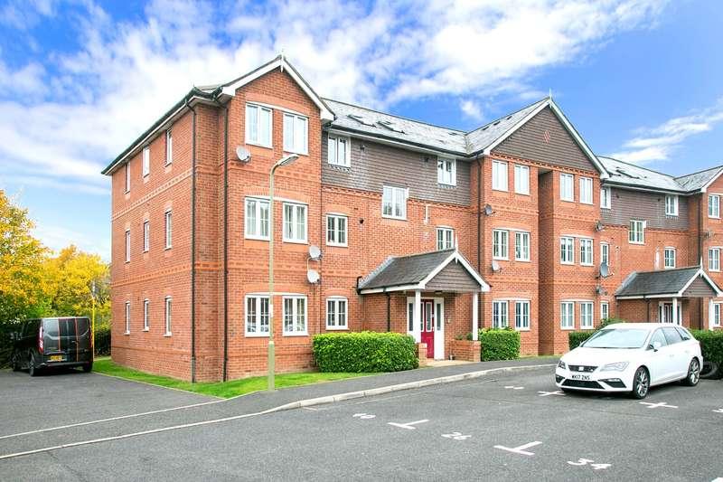 2 Bedrooms Apartment Flat for sale in Britannia Drive, Beggarwood, Basingstoke, RG22