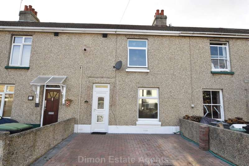 2 Bedrooms Terraced House for sale in Sherwood Road, Gosport
