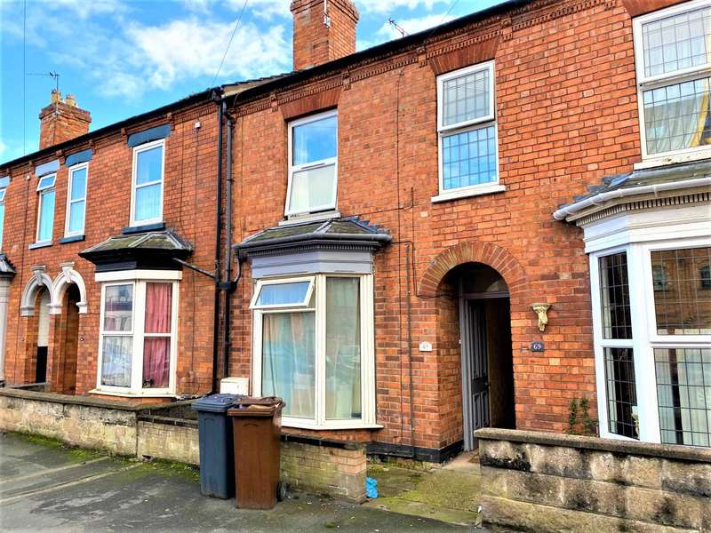 4 Bedrooms Terraced House for sale in Vernon Street, Lincoln