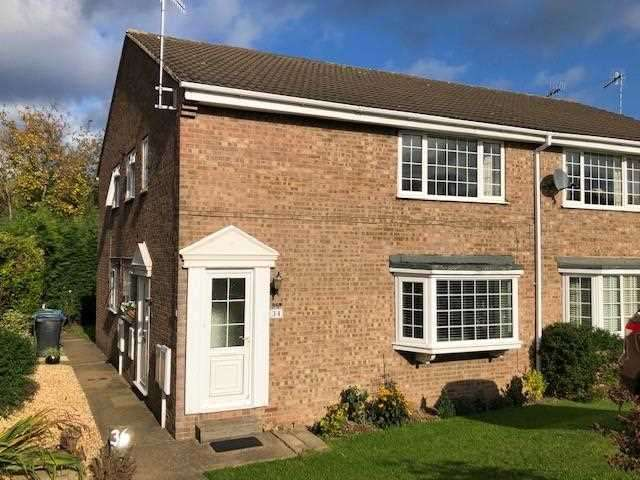 2 Bedrooms Apartment Flat for rent in Ashdown Drive, Chesterfield