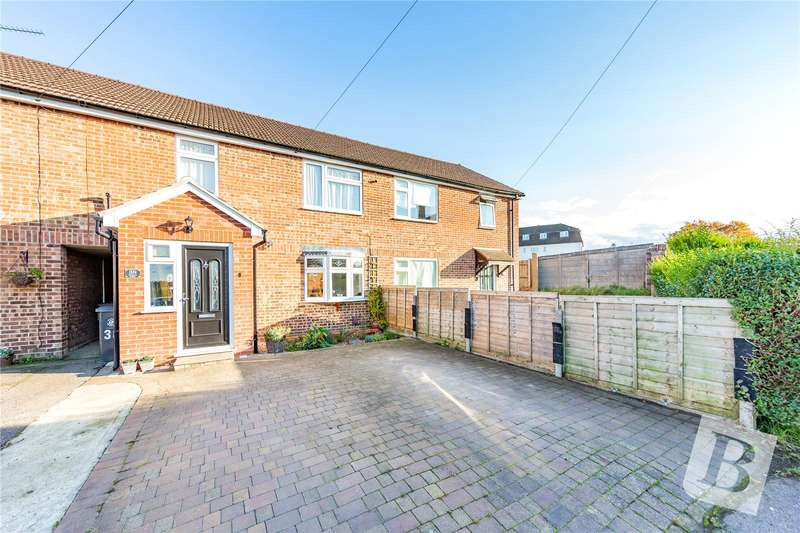 3 Bedrooms Terraced House for sale in Shortlands Avenue, Ongar, CM5