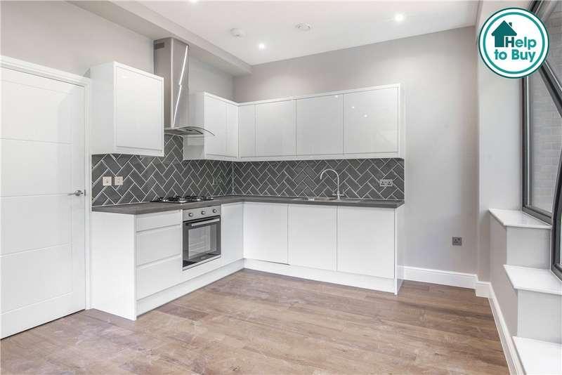 2 Bedrooms Apartment Flat for sale in Barley Way, Fleet, Hampshire, GU51