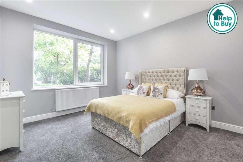 1 Bedroom Apartment Flat for sale in Barley Way, Fleet, GU51
