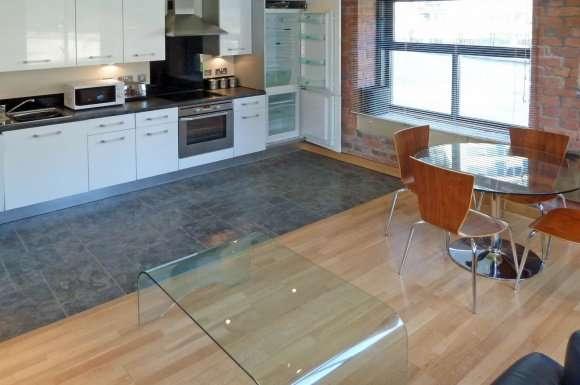 2 Bedrooms Flat for rent in Victoria Mills, Salts Mill Road, Shipley, Bradford, BD17