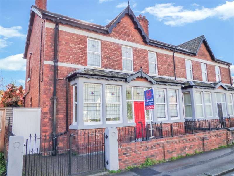 3 Bedrooms Semi Detached House for sale in Waterloo Road, Blackpool