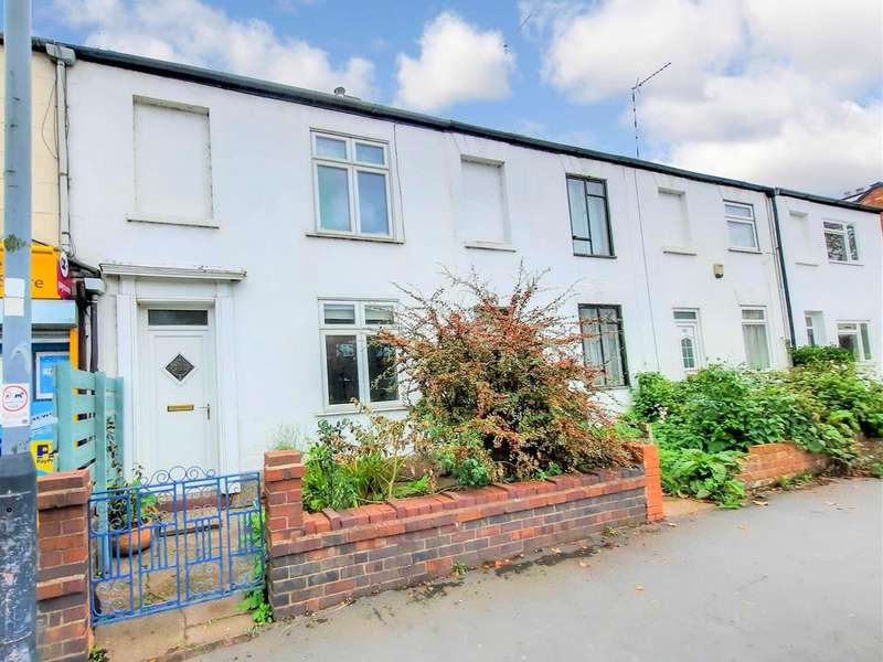 2 Bedrooms Terraced House for sale in Emscote Road, Warwick