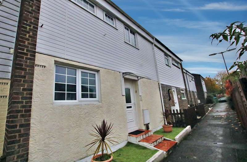 2 Bedrooms Town House for sale in Lordshill, Southampton