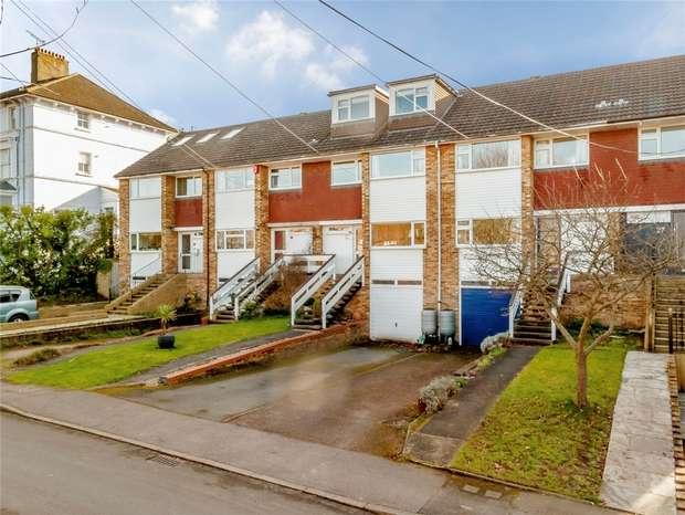 4 Bedrooms Terraced House for sale in 23 St Georges Road, SEVENOAKS, Kent