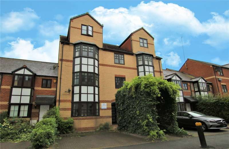 1 Bedroom Flat for rent in Simmonds Street, Reading, Berkshire, RG1