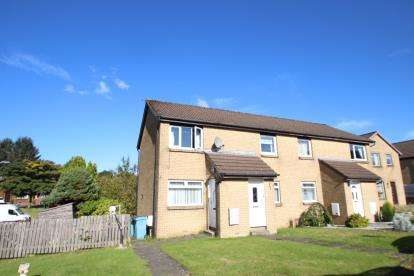 2 Bedrooms Flat for sale in Craigmochan Avenue, Airdrie