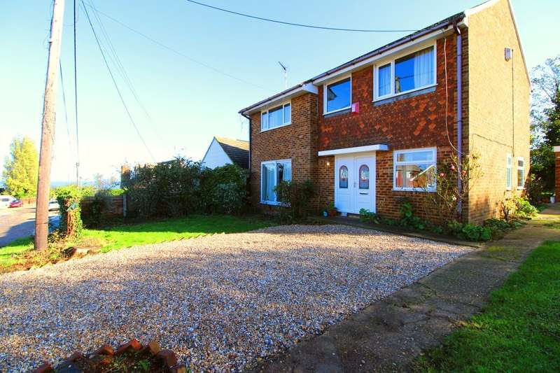 4 Bedrooms Detached House for sale in Princes Avenue, Minster On Sea, Sheerness, ME12
