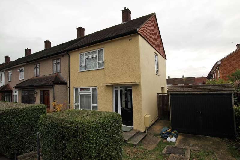 2 Bedrooms End Of Terrace House for rent in Arrowsmith Road, Chigwell, Essex, IG7 4PF