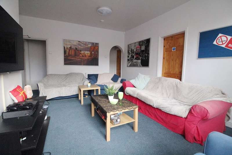7 Bedrooms House Share for rent in School Road, S10 1GP