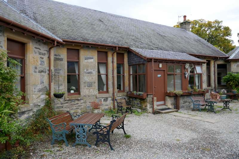 1 Bedroom Cottage House for sale in Kincraig, PH21 1LX