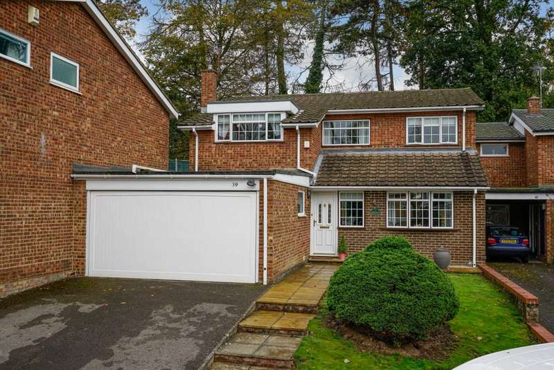 4 Bedrooms Link Detached House for sale in Cardy Road, Boxmoor