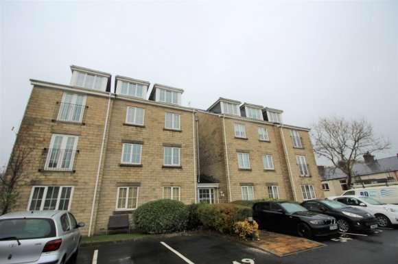 2 Bedrooms Apartment Flat for sale in Edenhurst Apartments, Haslingden, BB4