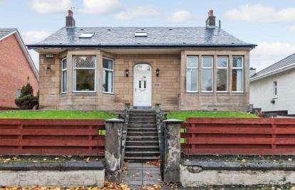 5 Bedrooms Detached House for sale in London Road, Mount Vernon, Glasgow