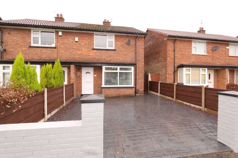2 Bedrooms Semi Detached House for sale in St. Annes Road, Audenshaw, Manchester, M34