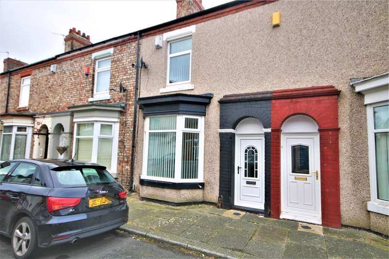 2 Bedrooms Terraced House for rent in Benson Street, Stockton-On-Tees, TS20