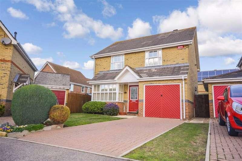 3 Bedrooms Detached House for sale in Greystones Road, Ramsgate, Kent