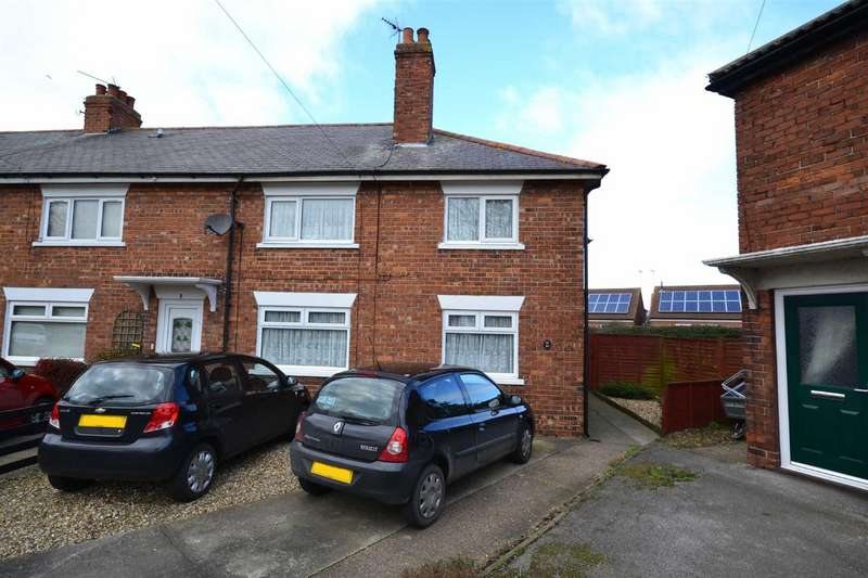 3 Bedrooms End Of Terrace House for rent in Southgate Gardens, HORNSEA