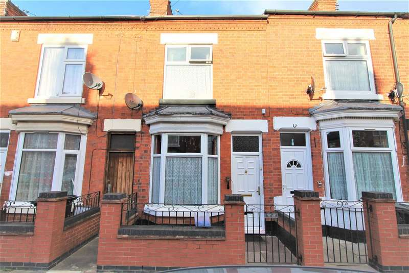 3 Bedrooms Terraced House for sale in St. Michaels Avenue, Belgrave, Leicester LE4