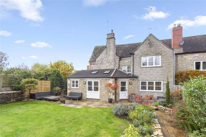 2 Bedrooms Terraced House for sale in Post Office Square, Siddington, Cirencester, GL7