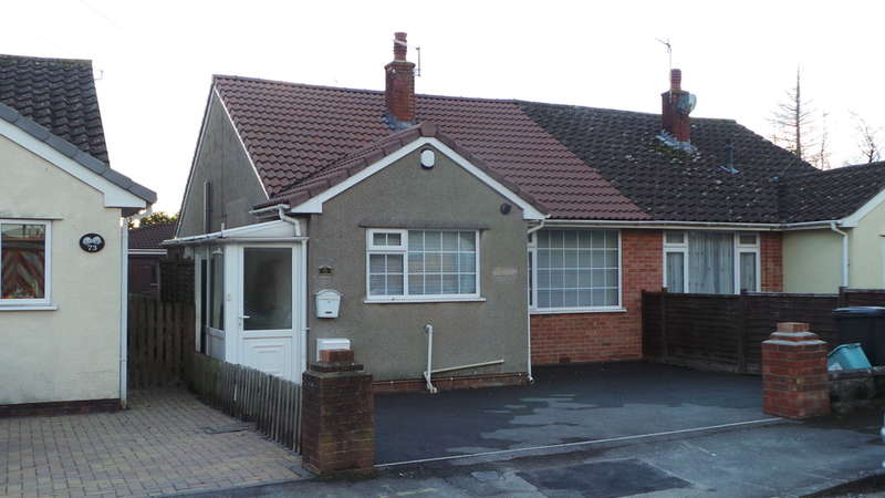 2 Bedrooms Semi Detached Bungalow for rent in Weston-super-Mare