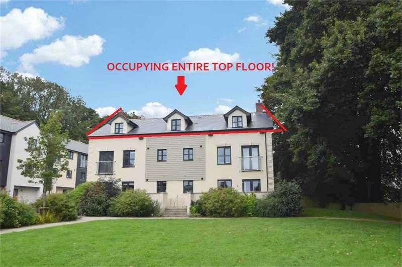 2 Bedrooms Flat for sale in PENRYN, Cornwall