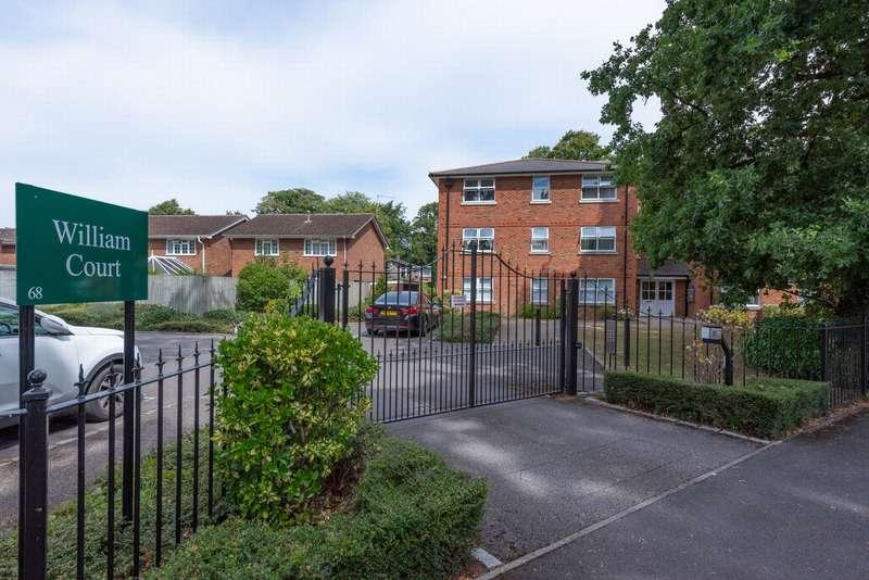 2 Bedrooms Apartment Flat for rent in Guildford Road East, Farnborough, GU14