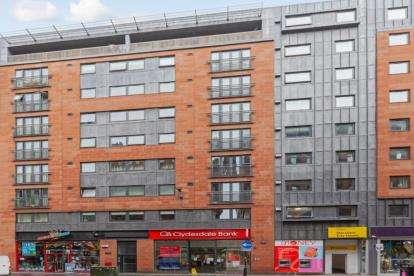 3 Bedrooms Flat for sale in Queen Street, Glasgow, Lanarkshire