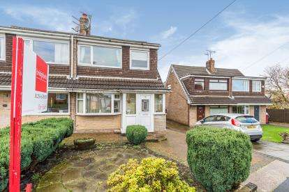 3 Bedrooms Semi Detached House for sale in Crediton Close, Blackburn, Lancashire, United Kingdom
