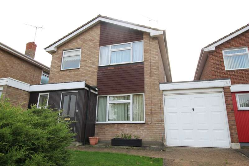 4 Bedrooms Detached House for sale in Riffhams Drive, Great Baddow