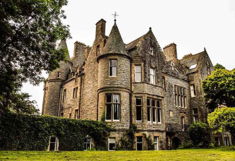 15 Bedrooms Commercial Development for sale in Orchardton Castle, Auchencairn, Castle Douglas, Scotland