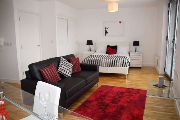 1 Bedroom Apartment Flat for rent in The Hub, 5 Piccadilly Place, Manchester, M1