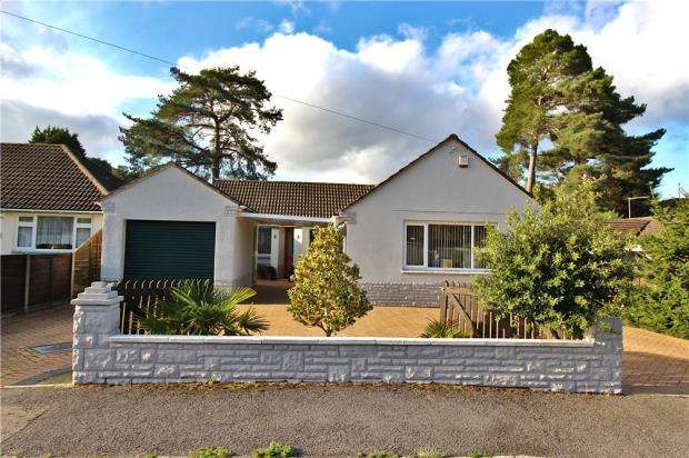 3 Bedrooms Detached Bungalow for sale in Ferndown, Dorset, BH22