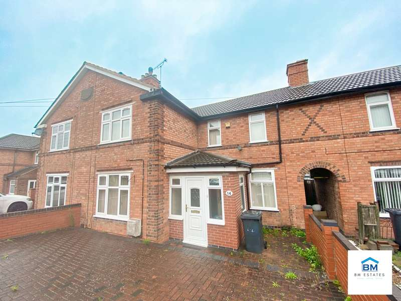 3 Bedrooms Semi Detached House for sale in The Wayne Way, Leicester, LE5