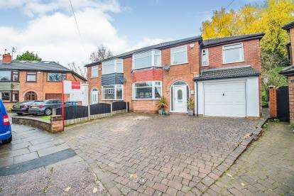4 Bedrooms Semi Detached House for sale in Meadowgate, Worsley, Manchester, Greater Manchester