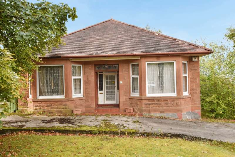 3 Bedrooms Detached House for sale in Maryville Avenue, Giffnock
