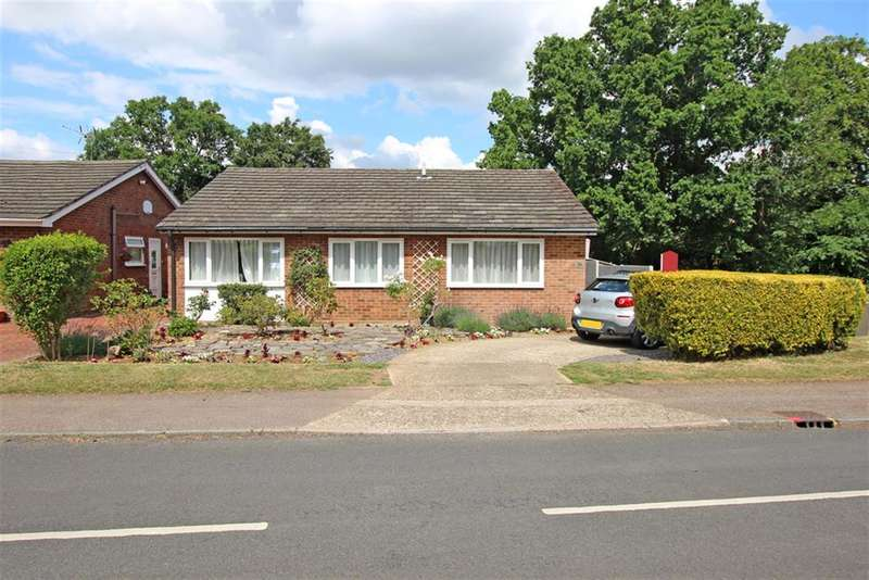 3 Bedrooms Detached Bungalow for sale in Fellowes Way, Stevenage, SG2 8BW