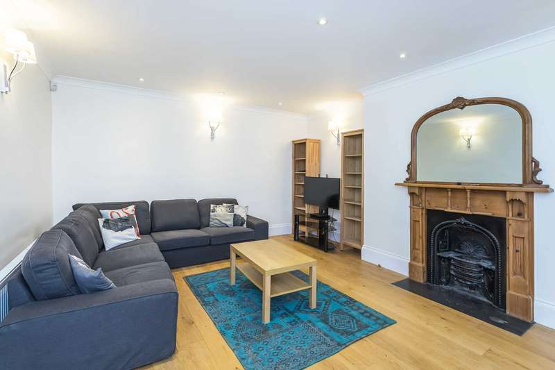 3 Bedrooms Apartment Flat for rent in Camden Road, N7
